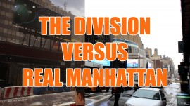 MANHATTAN EN THE DIVISION Y EN LA VIDA REAL