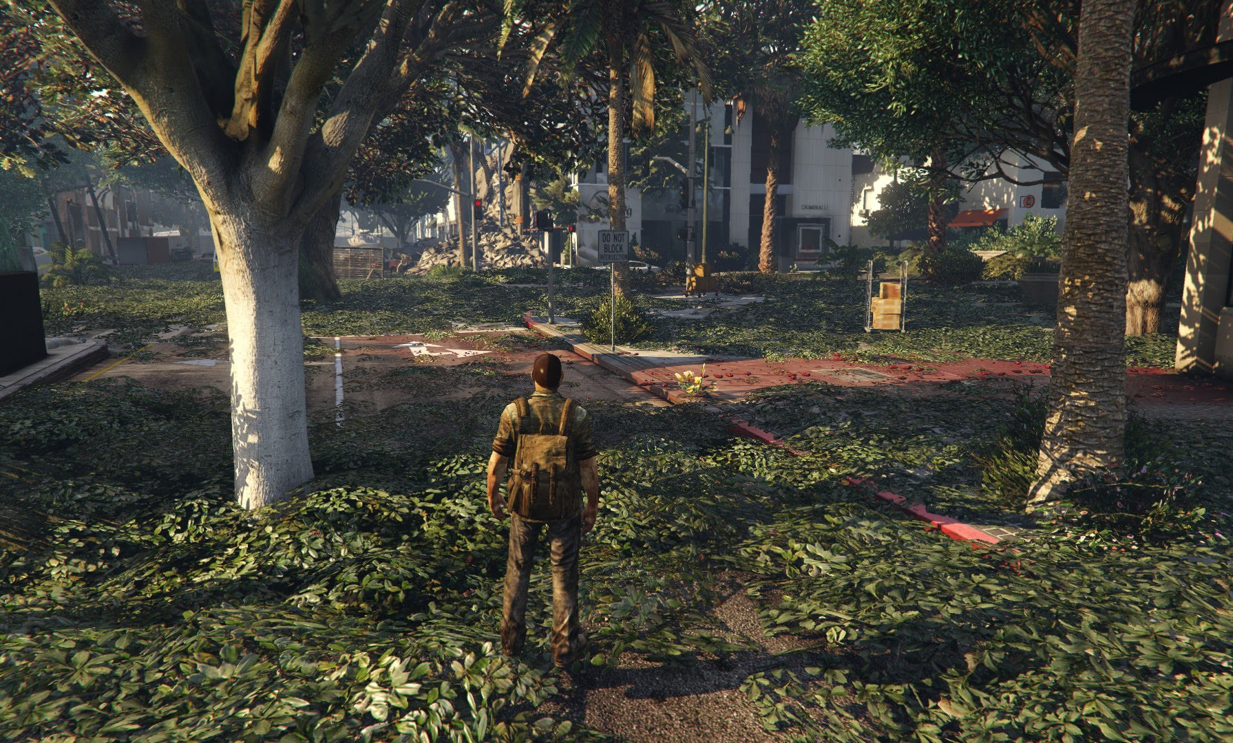 THE LAST OF US EN GTA V