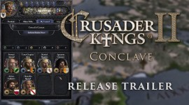 YA DISPONIBLE CRUSADER KINGS 2 CONCLAVE