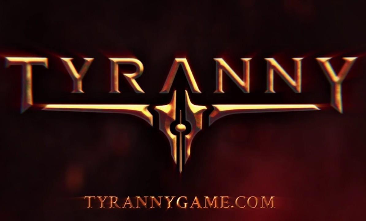 CONOZCAN TYRANNY, EL NUEVO RPG DE OBSIDIAN ENTERTAINMENT