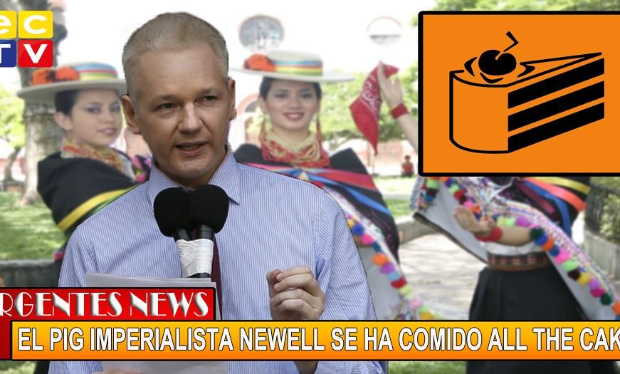 Assange Gabe