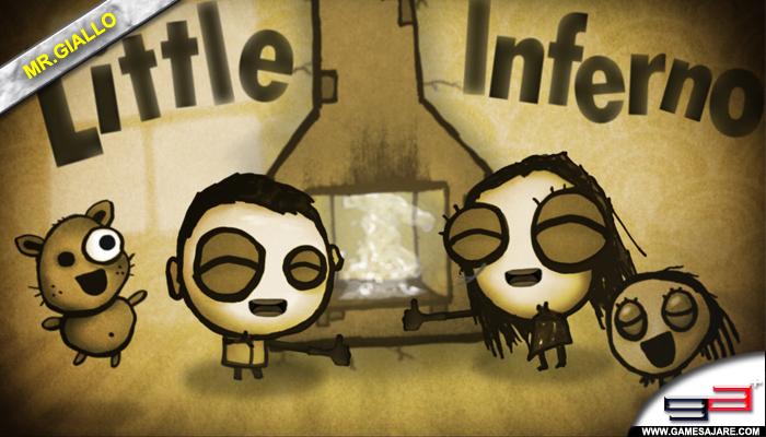 Little Inferno gamesajare Cov