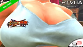 ANALIS DIS: STREET FIGHTER X TEKKEN (VITA)