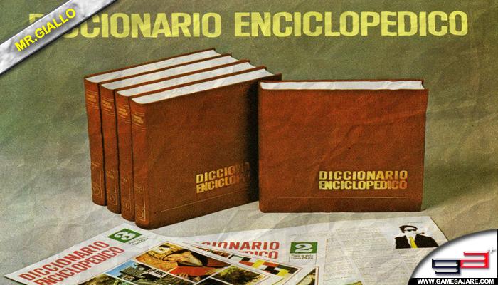 Diccionario gamesajare