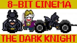 BATMAN THE DARK KNIGHT 8 BIT