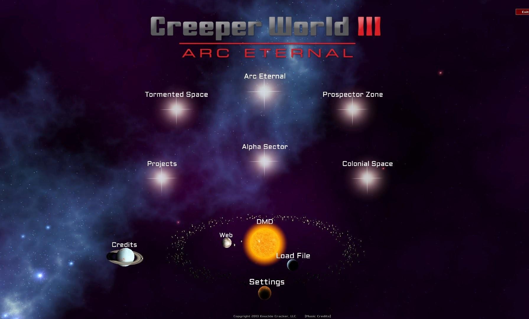 CREEPER WORLD 3