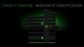 PROJECT CHRISTINE, EL PC MODULAR DE RAZER