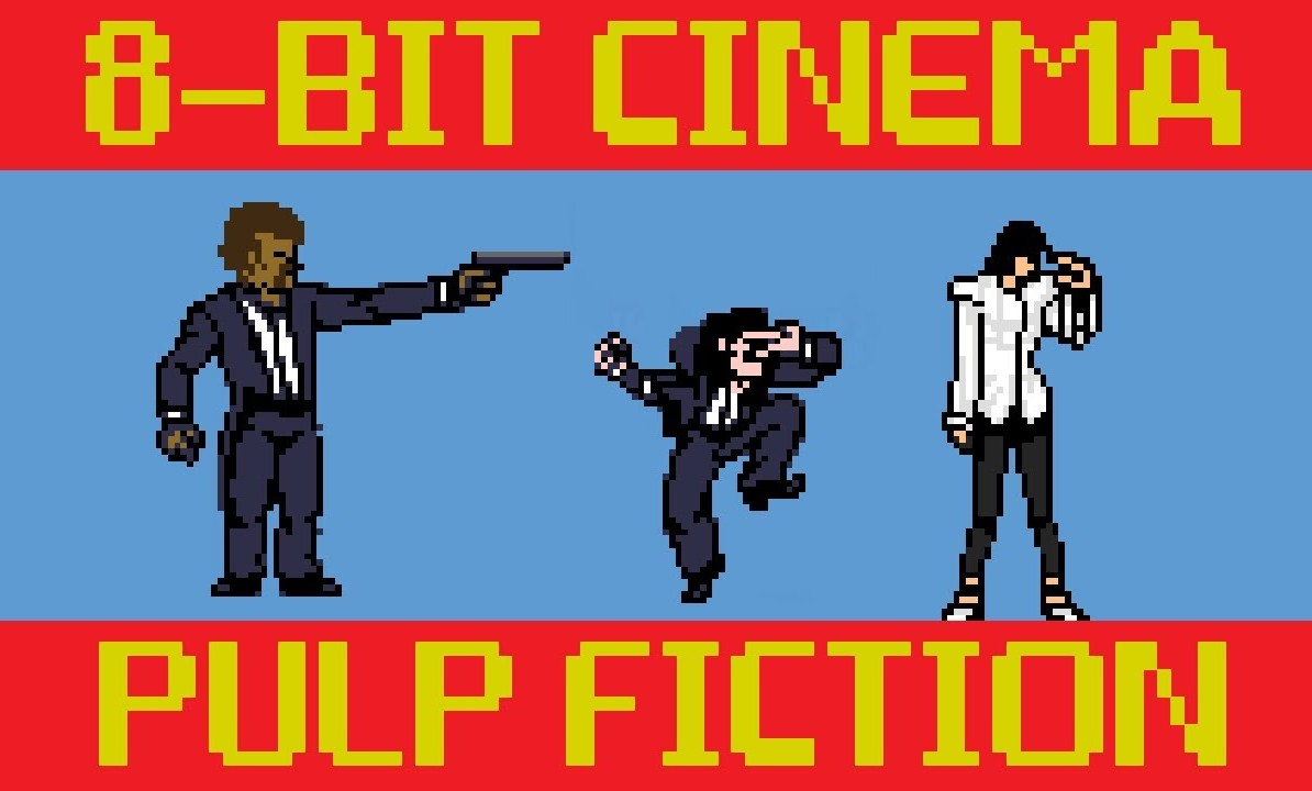 PULP FICTION 8-BIT