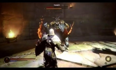 LORDS OF THE FALLEN SE PARECE UN POQUITO A DARK SOULS