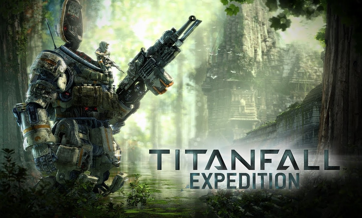 VÍDEO TITANFALL EXPEDITION