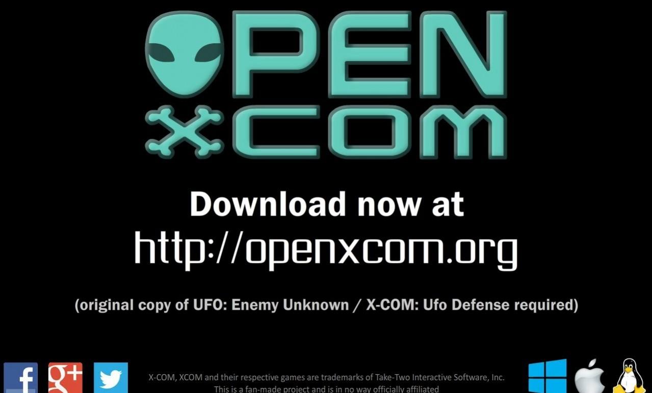 OPENXCOM 1.0