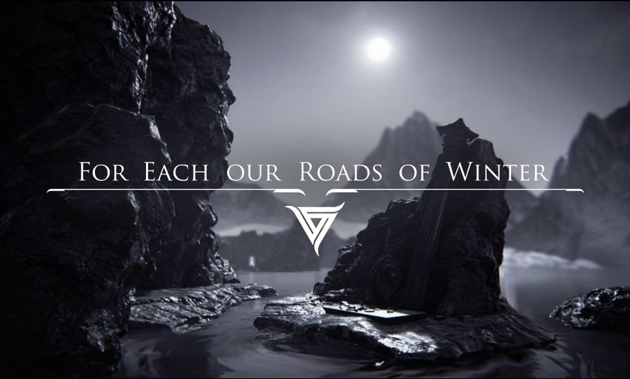 PASEOS MONOCROMOS EN FOR EACH OUR ROADS OF WINTER