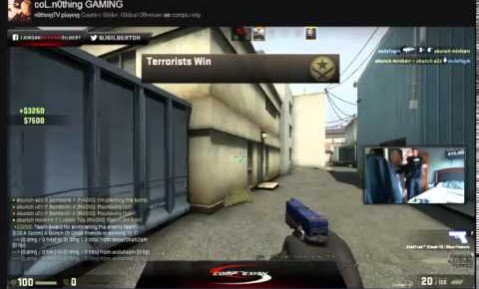 CAZA DEL TERRORISTA EN COUNTER STRIKE