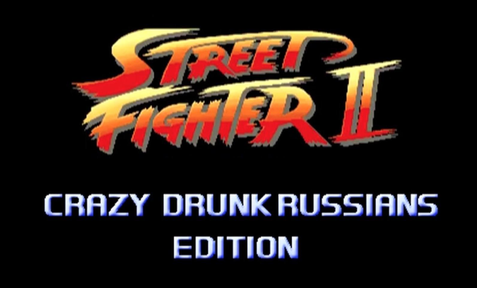 SI STREET FIGHTER SE HUBIERA DESARROLLADO EN RUSIA