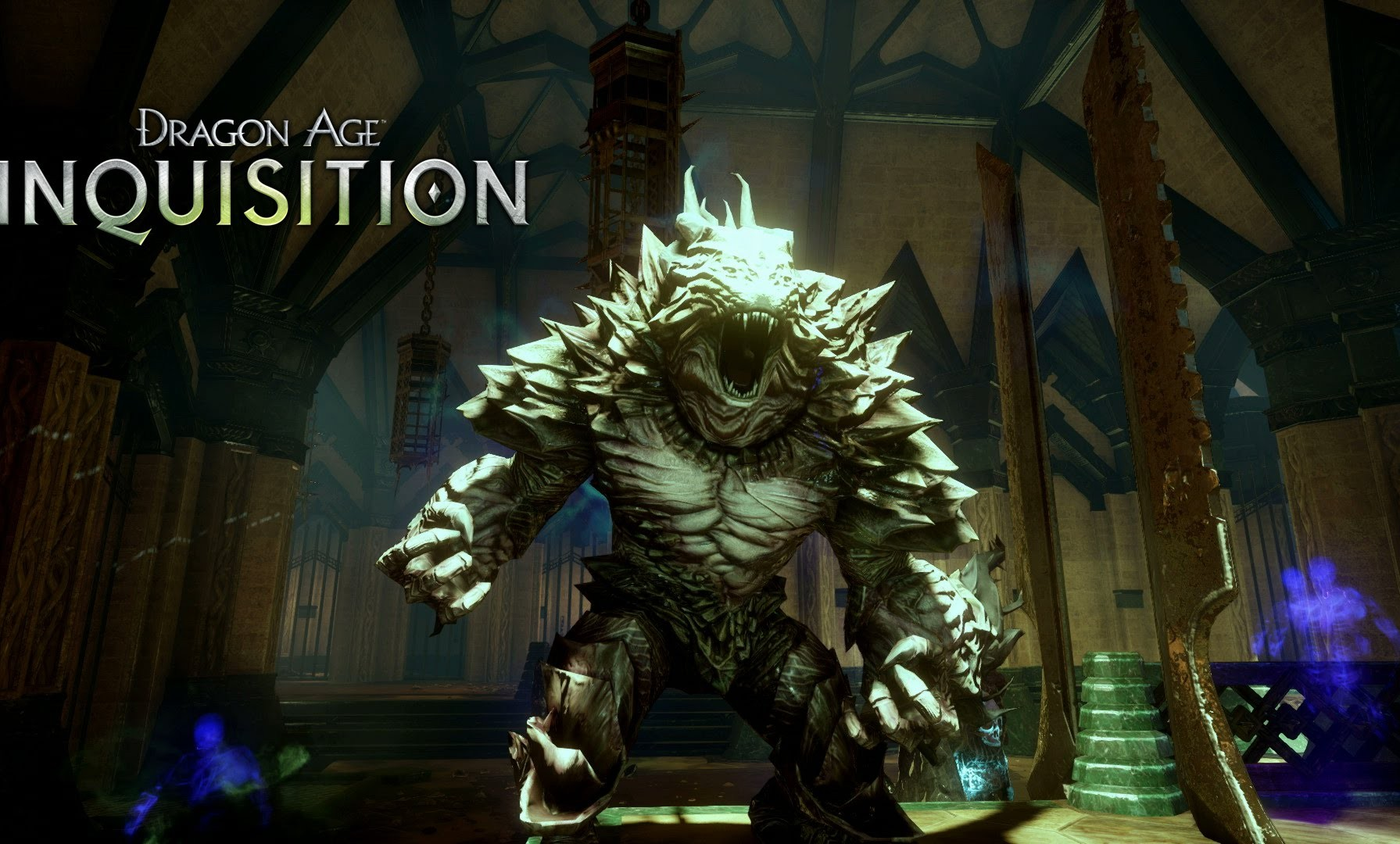 EL MULTIJUGADOR DE DRAGON AGE: INQUISITION