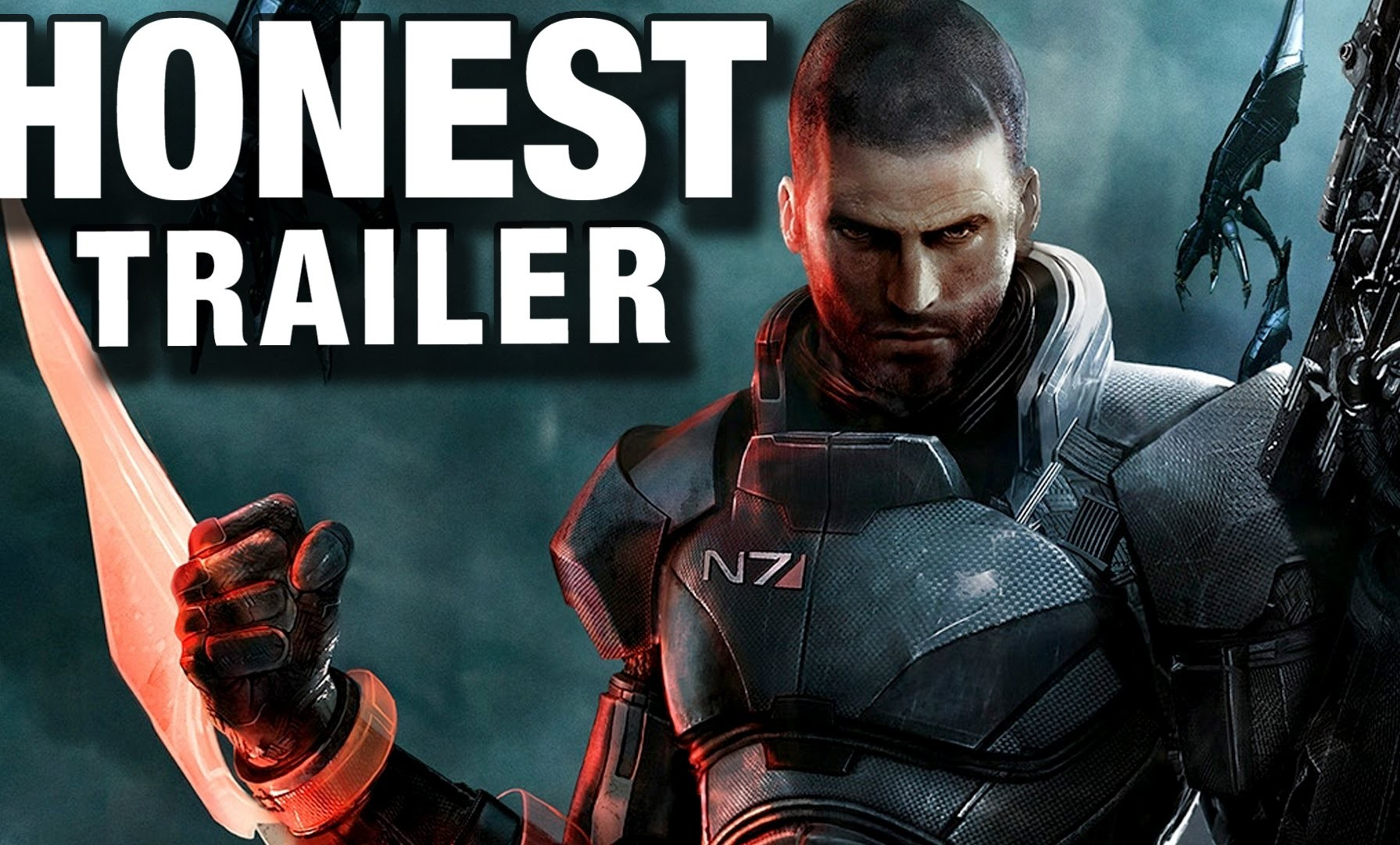 EL TRÁILER HONESTO DE MASS EFFECT