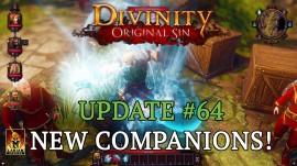 DLC GRATUITO Y DOS NUEVOS PERSONAJES EN DIVINITY: ORIGINAL SIN