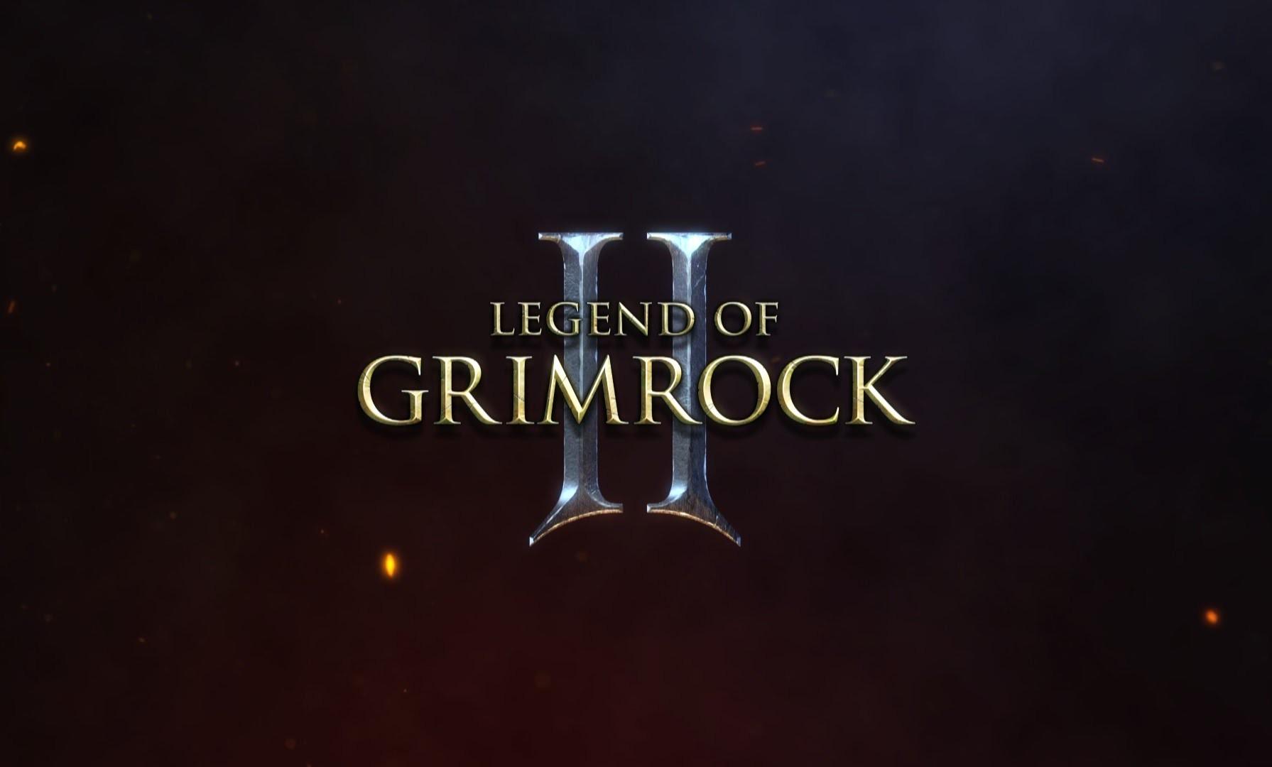 LEGEND OF GRIMROCK 2 EN OCTUBRE