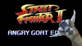 STREET FIGHTER – COMO UNA CABRA EDITION