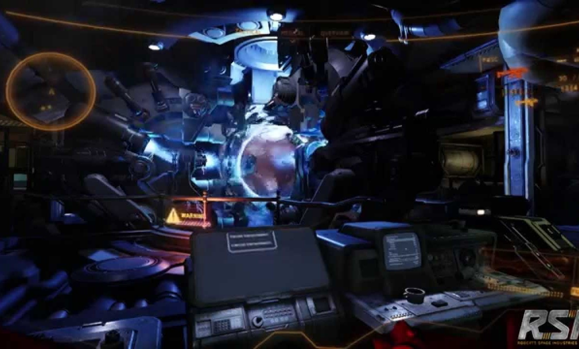 EL FPS DE STAR CITIZEN