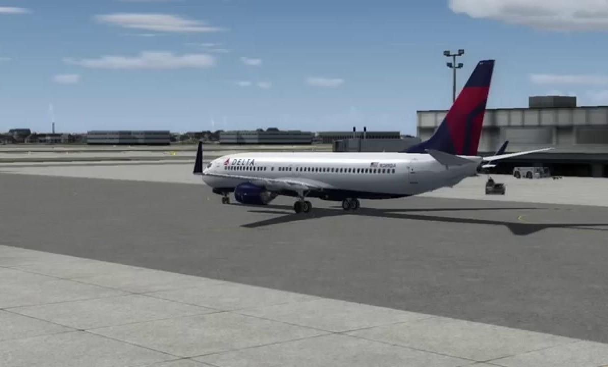 COMO ATERRIZAR UN 737